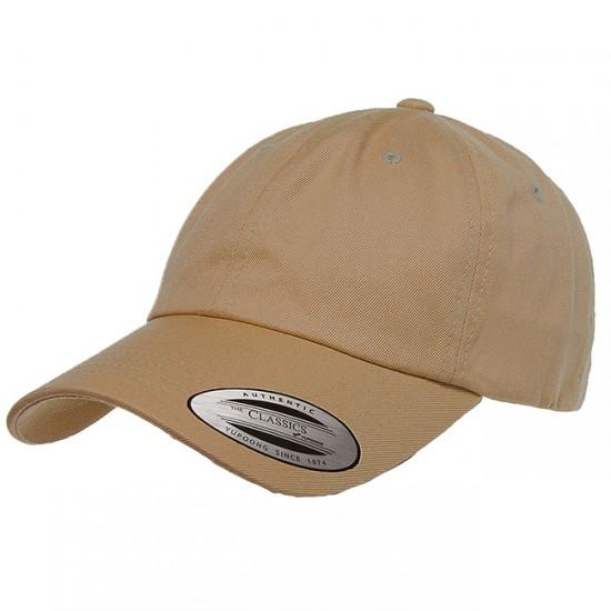 27ed04c72 EMBROIDERED PREMIUM YUPOONG DAD CAP